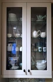Kitchen Cabinet Glass Kitchen Cabinet Glass Inserts Casa Loma Art Glass