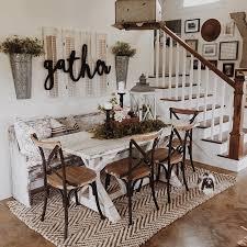 Best  Small Farmhouse Table Ideas On Pinterest Breakfast Nook - Farmhouse kitchen tables