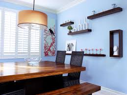 Simple Wall Shelves Design Simple Dining Room Shelving Ideas And Design Howiezine