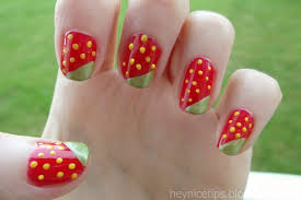 nail art nail arts design red art designs best ideas about
