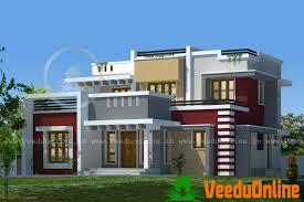kerala model contemporary home design 2150 sq ft