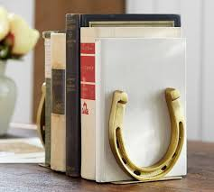 simple gold bookends diy invisible shelf with gold bookends