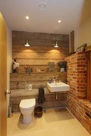 rugged and ravishing 25 bathrooms with brick walls reclaimed
