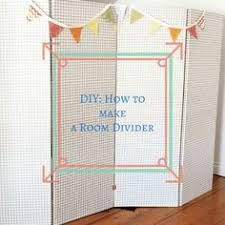 Room Divider Diy by Learn To Make A Diy Room Divider Or Dressing Screen Using Simple