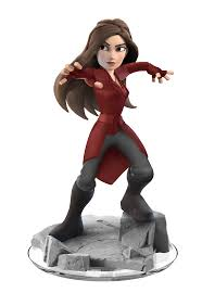 marvel scarlet witch costume scarlet witch figure fan art is magical disney infinity codes
