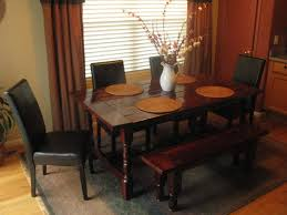 French Dining Room Set Astounding Brown Double Dining Room Curtains With Blinds As Well