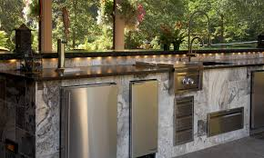 kitchen wonderful metal outdoor kitchen cabinets home depot with
