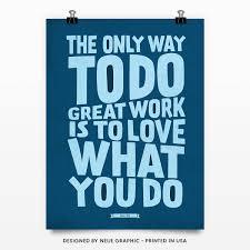 office wall decor navy blue wall art print quotes steve