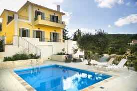 Villa Modern by Modern Villa In Fiskardo Villas Kefalonia Villas Private