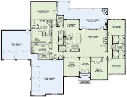 100 master on main house plans country style house plan 4 european style house plan 3 beds 3 5 baths 4076 sq ft plan 17