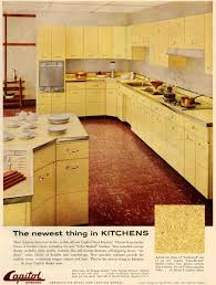 1950 Kitchen Cabinets Steel Kitchen Cabinets History Design And Faq Retro Renovation