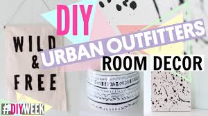 Room Decor Diy Urban Outfitters Room Decor Diyweek Youtube