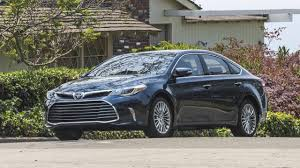 used 2017 toyota avalon sedan pricing for sale edmunds