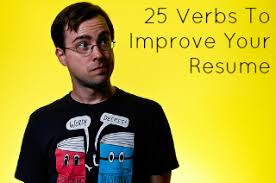 Resume Writing Verbs   lorexddns