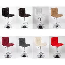 Designer Bar Stools Kitchen by Furniture Best Collection Leather Tufted Decor Barstools For