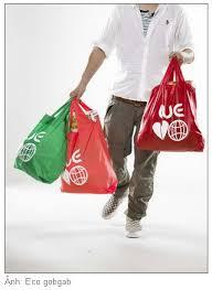 Nhận biết túi nilon và đồ nhựa có độc