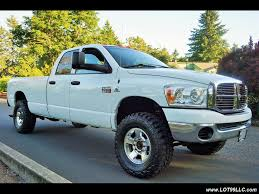 2007 dodge ram 2500 4x4 long bed 6 speed manual tuned u0026 deleted