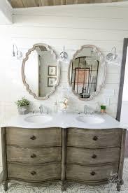 bathroom cabinets antique gilded mirror arched bathroom mirror