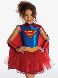 Supergirl Halloween Costume Superman Fancy Dress Costumes Party Delights