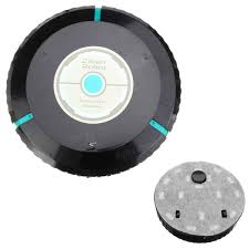 Cleaning Robot by Mini Home Robotic Smart Auto Cleaner Robot Microfiber Mop Dust