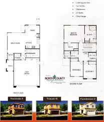 chaparral pointe at horse creek ridge floor plans north county