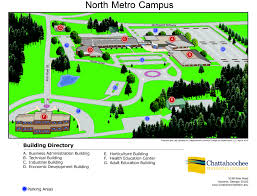 Bc Campus Map Chattahoochee Technical College A Unit Of The Technical College