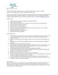 resume summary examples entry level doc 12751650 sample medical assistant resume resume summary 12751650 sample medical assistant resume resume summary examples