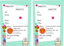 Invitation Cards Sample Format What To Write In A Kids Birthday Card U2013 Gangcraft Net