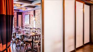 retractable room divider sliding walls u0026 doors by raydoor