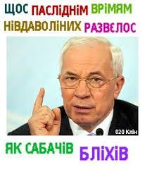 Азаров подписал помолвку Украины с Таможенным союзом, - Яценюк - Цензор.НЕТ 1724