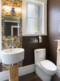 Tiny Bathroom Sinks Small Bathrooms Big Design Hgtv