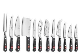 Kitchen Knive Sets Wusthof Classic Knife Block Set 36 Piece Cutlery And More