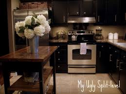 my ugly split level the kitchen for the home pinterest