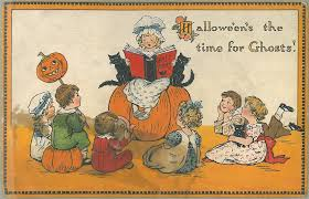 throwback thursday vintage halloween cards american greetings blog