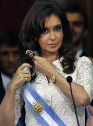 Cristina Fernández Kirsnerch