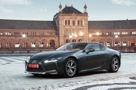 lexus lc pricing 471hp 3 8s 2018 lexus lc500 pricing and options announced