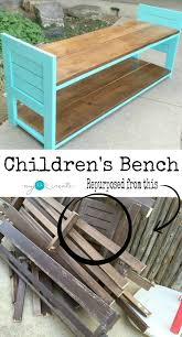 Diy Reclaimed Wood Storage Bench by 182 Best Mylove2create Projects Images On Pinterest Furniture