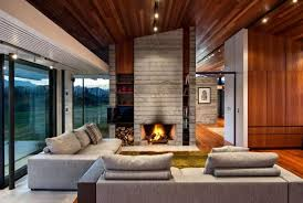 Home Design Ideas Remarkable Room Modern Rustic Interior Design - Modern rustic home design