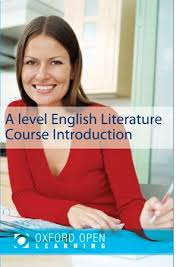 coursework a level english literature FAMU Online