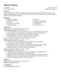 It Example Resume by Asq Certified Quality Engineer Sample Resume 20 Ideas Of Certified