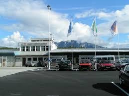 Sogndal Airport, Haukåsen