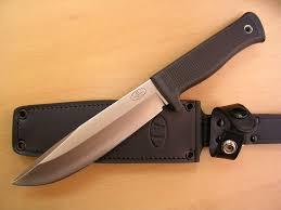 Fallkniven Kitchen Knives by Fallkniven A1 Knife Review