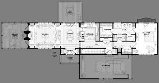 One Level Home Plans House Plan Shallow Lot Buscar Con Google Home Somio