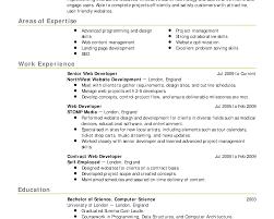 Sample Resume Objectives For Web Developer by Tv Host Resume Sample Resume For Your Job Application