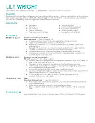 rusume example Resume And Cover Letters