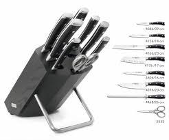 wusthof classic ikon knife block 9880 yourkitchen eu