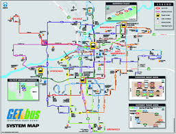 Greyhound Routes Map by Maps U0026 Timetables Golden Empire Transit District