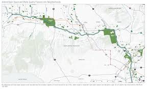 Grand Park Los Angeles Map by Will The Los Angeles River Become A Playground For The Rich The