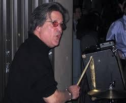 Drummer Stephen Jo Bladd of