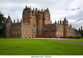 Home Of Queen Elizabeth Glamis Castle Scotland Stock Photos U0026 Glamis Castle Scotland Stock